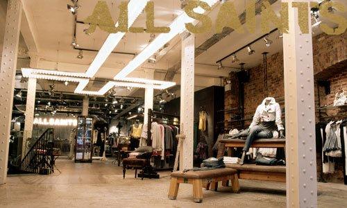 Amazing Allsaints Covent Garden London Inzonedesignstudio Interior Chair Design Inzonedesignstudiocom