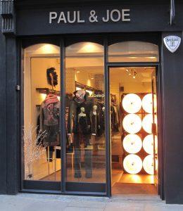 Paul & Joe Covent Garden Store