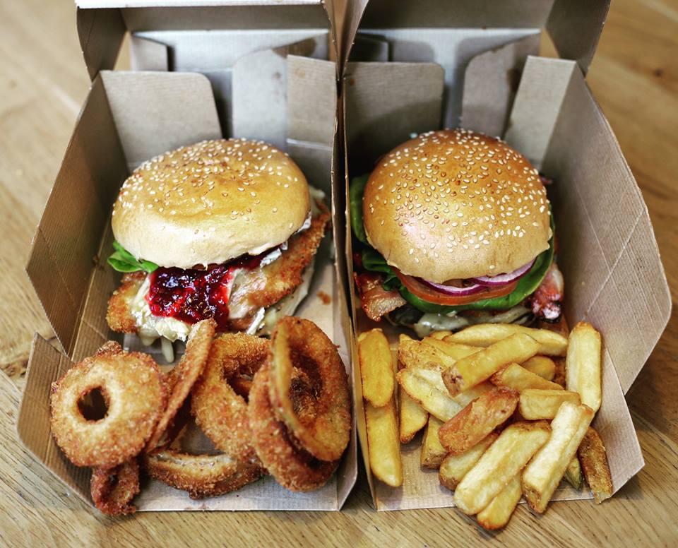 Gourmet Burger Kitchen Covent Garden Review