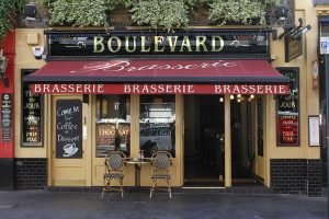 Boulevard Brasserie Covent Garden Restaurant