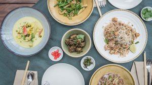 Busaba Eathai Covent Garden Restaurant