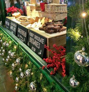 Christmas Cart Covent Garden