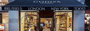 Godiva Covent Garden Store