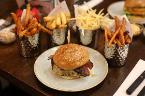 Gourmet Burger Kitchen Covent Garden Restaurant