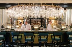 Kaspar's Seafood Bar & Grill at The Savoy Covent Garden Restaurant