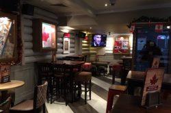 Maple Leaf Bar Covent Garden Pub
