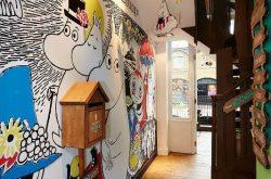 Moomin shop Covent Garden Store