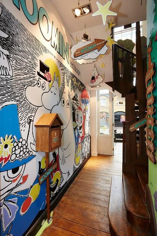 Moomin Shop – Covent Garden London