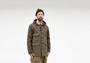Nigel Cabourn Covent Garden Store