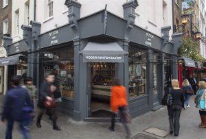 Peyton & Bryne Covent Garden Cafe
