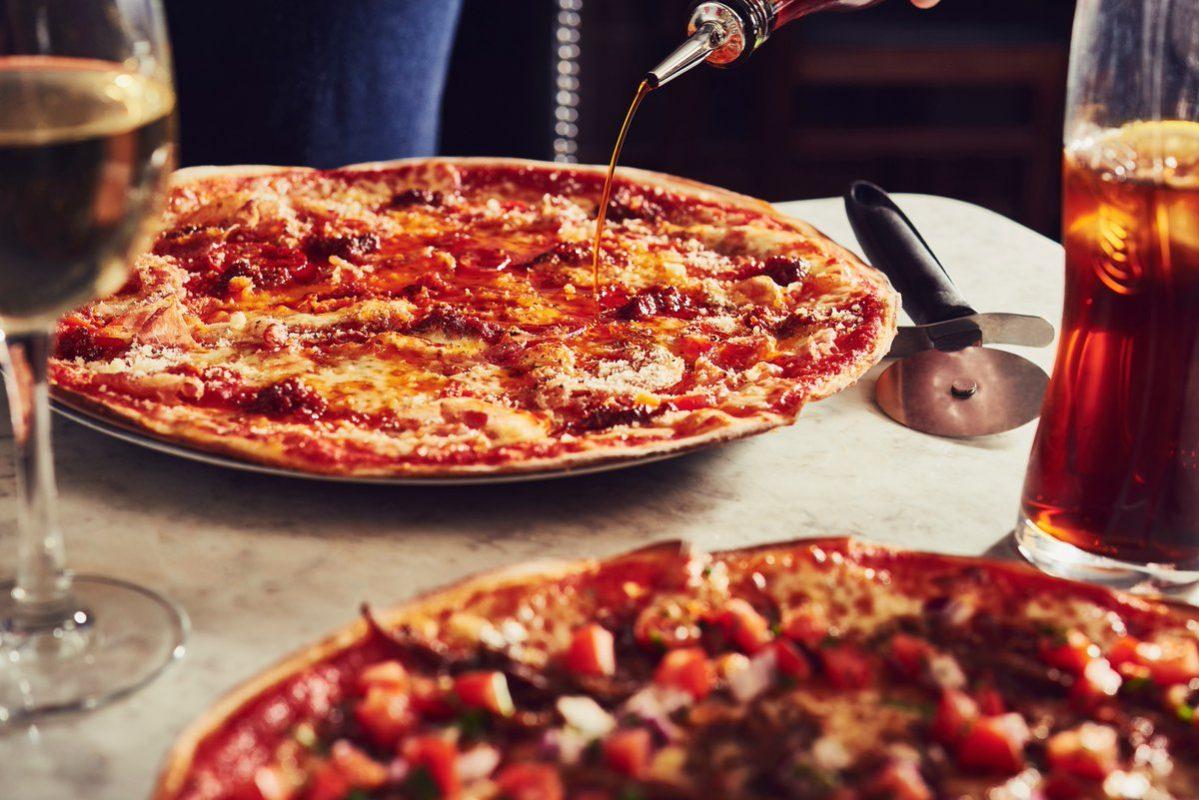 Pizza Express Covent Garden London