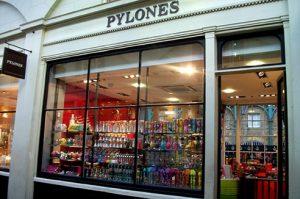 Pylones Covent Garden Store