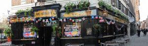 Sussex Covent Garden Pub