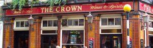 The Crown Covent Garden Pub
