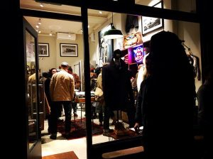 The Real McCoy's Covent Garden Store