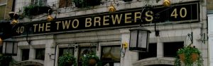 The Two Brewers Covent Garden Pub
