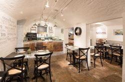 Whittard of Chelsea Covent garden Tea Bar