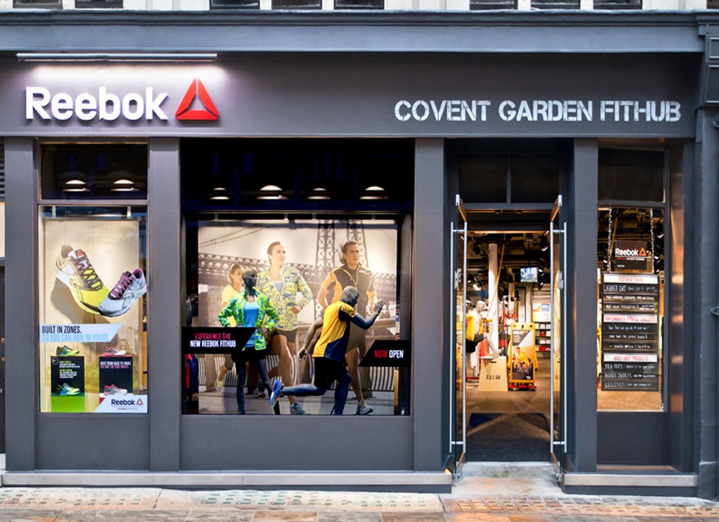 Reebok FitHub – Covent Garden London f0601fa62