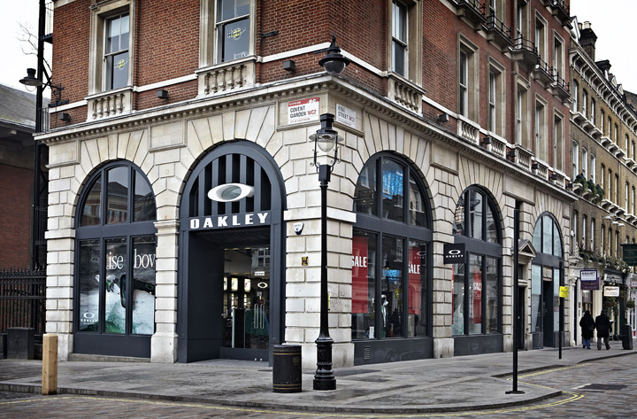 99777a1324a Oakley Store – Covent Garden London