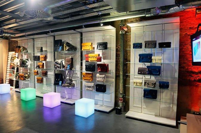 The Cambridge Satchel Company – Covent Garden London