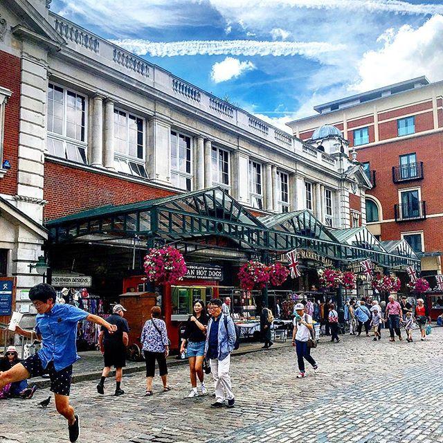 Jubilee Market Covent Garden London