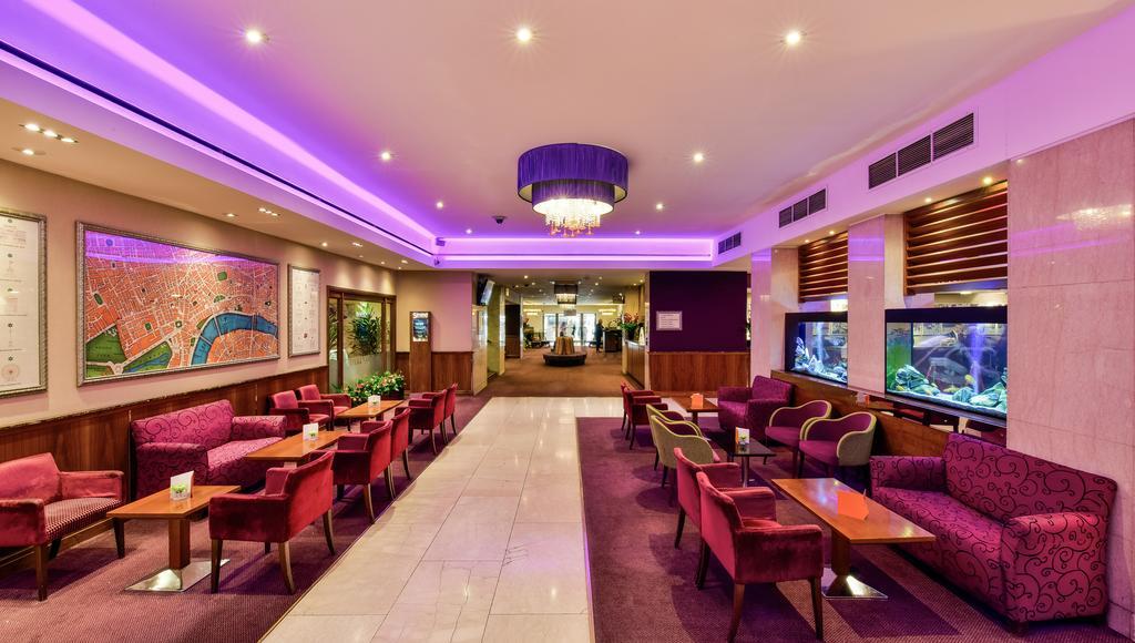 Strand Palace Hotel Room Service Menu