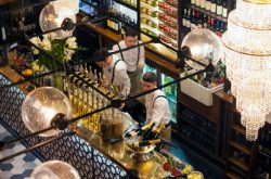 All Bar One Covent Garden Restaurant