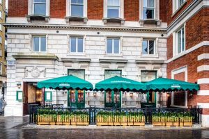 Ivy Market Grill Covent Garden Restaurant