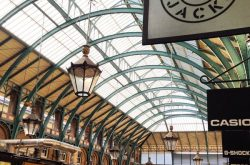 Jaime's Union Jacks Covent Garden