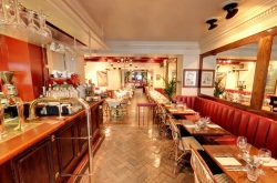 Palm Court Brasserie Covent Garden Restaurant