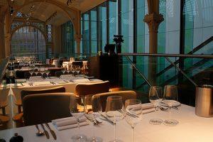 Paul Hamlyn Hall Balconies Restaurant Royal Opera House Covent Garden