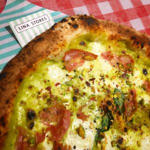 Pizza Pilgrims Covent Garden Restaurant
