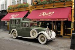 Rules Restaurant Oldest Restaurant In London, Covent Garden