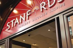 Stanfords Covent Garden Store