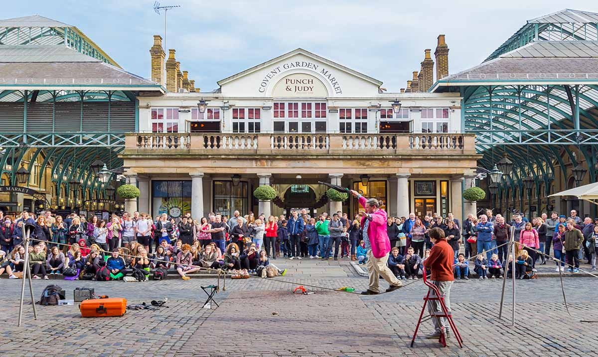 About Covent Garden Covent Garden London