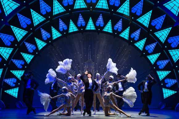 An American In Paris At The Dominion Theatre Covent Garden London