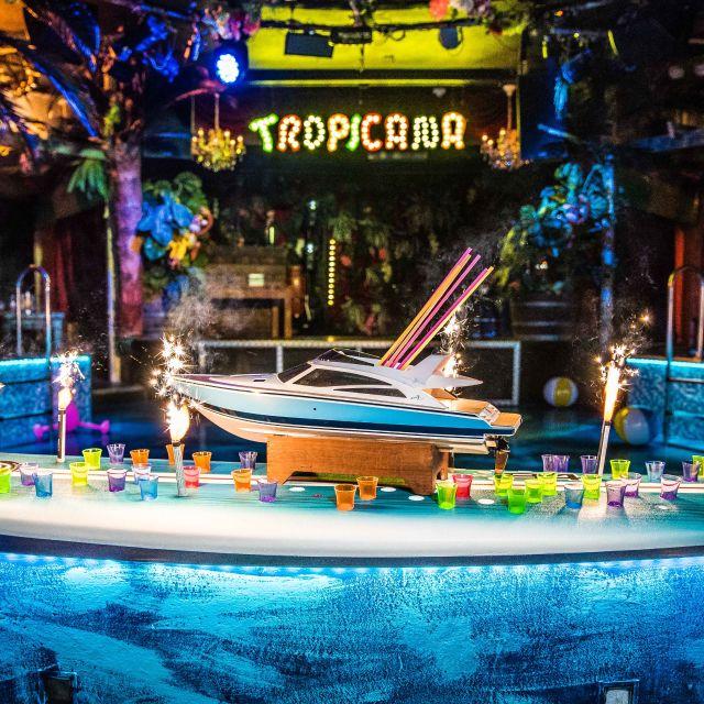 Tropicana Beach Club Covent Garden London