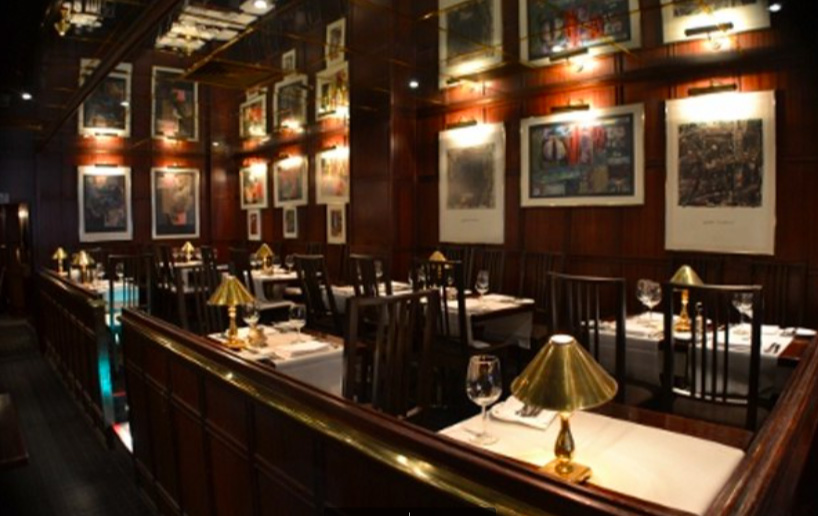Wolfe S Bar Amp Grill Covent Garden London